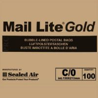 Gold Mail Lite® Post Bags C/0